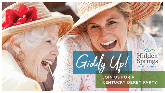 Invite to a Kentucky Derby Party