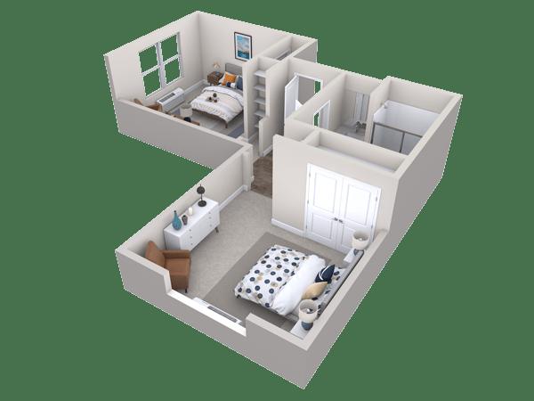 Amistad Springs Floor Plan Layout