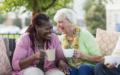 The Five Benefits of Companion Living for Seniors